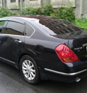 Nissan Teana 2.3i CVT 2007г.