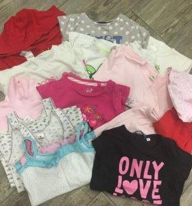 Набор одежды для девочки разм. 86