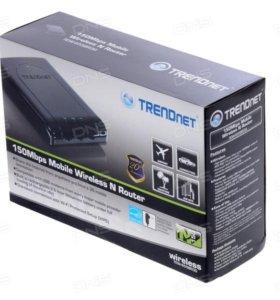 Маршрутизатор TrendNet TEW-655BR3G/4G