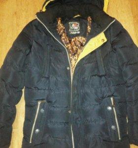 Куртка зимняя мужская. Размер 48