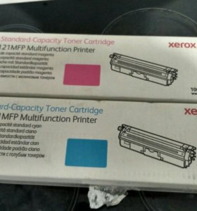Картриджи лазерные для принтера xerox phaser 6121