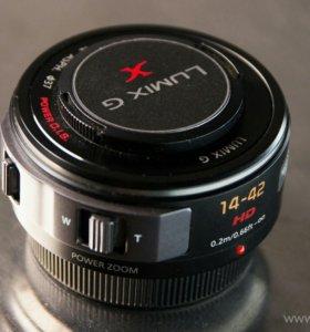 Panasonic 14-42mm F3.5-56 micro 4/3