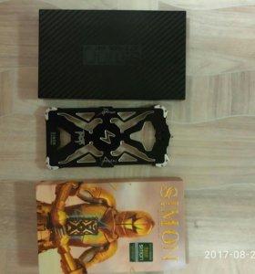Бампер алюминевый для Meizu Pro 5
