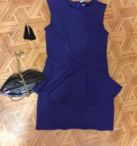 Платье сумка серьги
