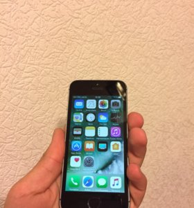 iPhone 5S в идеале оригинал 16Gb Айфон 5S