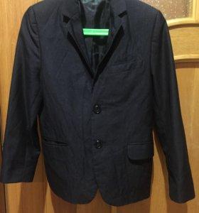 Пиджак школьная форма