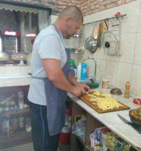 Кухонный работник