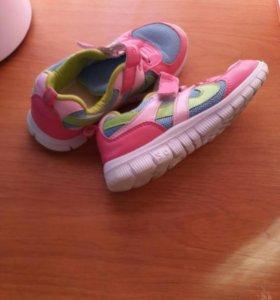 Кроссовки для девочки!