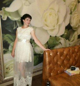 Платье для особого торжества