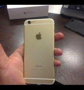 iPhone 6. 64 gb. Gold.