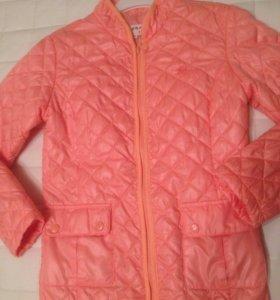 Куртка -пиджак на девочку
