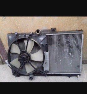 Радиатор охлаждения Levin мкпп
