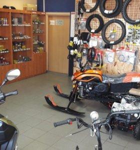 Скутера,мотоциклы,снегоходы