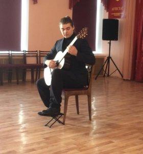 Обучение игре на гитаре за 24 занятия