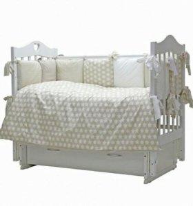 Новый Комплект в кровать
