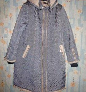 Пальто жен. р.58 деми нов. легкое