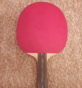 Профессиональная ракетка для настольного тенниса