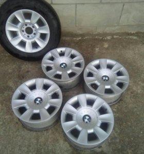 Диски для BMW Е39! R15