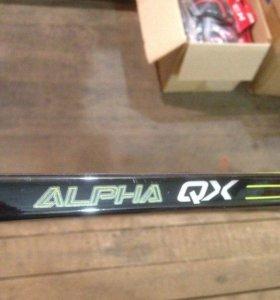 Хоккейная клюшка Pro Stock Warrior Alpha QX