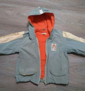 Куртка ветровка Dada