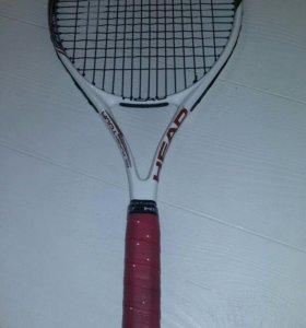 Ракетка для большого тенниса+чехол