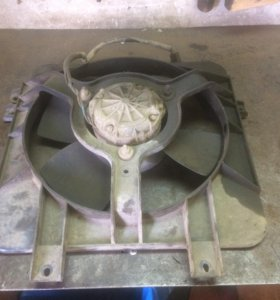 Вентилятор охлаждения ваз 2110-2112