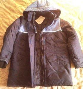 Куртка женская зимняя Техноавиа