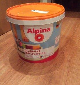 Краска ALPINA интерьерная