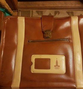 Олимпийский чемодан и немецкий  39 года.