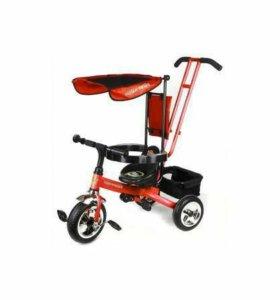 Детский велосипед SuperTrike