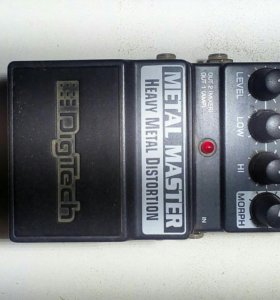 Педаль Digitich Metal Master