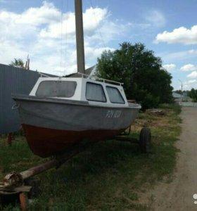 Лодка Гулянка