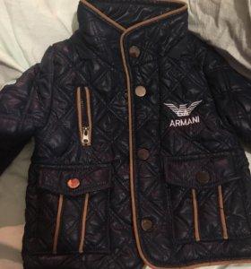 Продаю куртку (осень)
