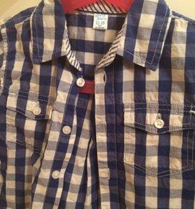 Рубашка 80-86