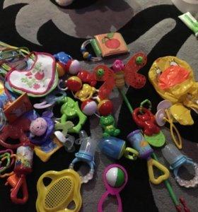 Покет игрушек