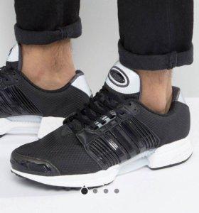 Чёрные кроссовки adidas Originals Climacool