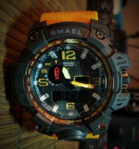 Часы SMAEL (Casio G-Shock style)