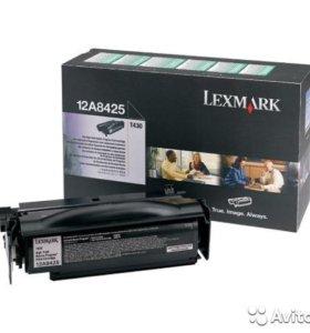 Lexmark 12A8425 Тонер-картридж