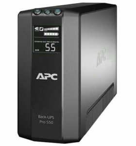 Бесперебойник APC Back-UPS Pro 550