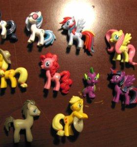 "Мини-фигурки из коллекции ""My Little Pony"""