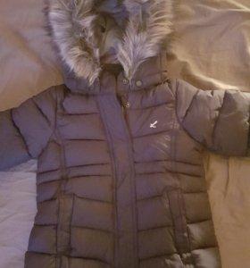 Новая Куртка для девочки 1.5 года