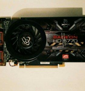 Видеокарта Radeon HD 5770