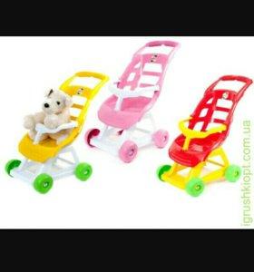 Детская коляска для кукол новая
