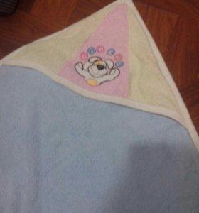 Полотенце Горка Комплект в кроватку