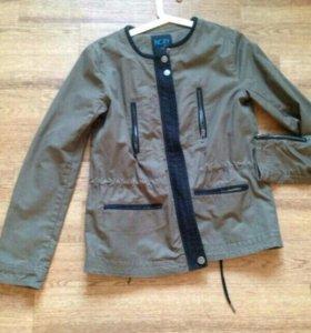 Куртка ветровка р 44