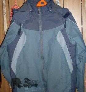 Куртка-Ветровка демисезонная