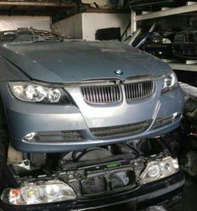 Запчасти БМВ Е90 BMW E90