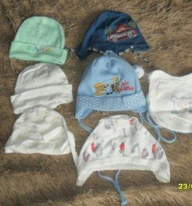 Шапки для малыша