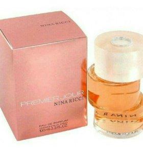 Женская парфюмерная вода Nina Ricci Premier Jour