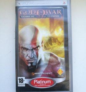 """Продам игру для PSP """"GOD OF WAR"""""""